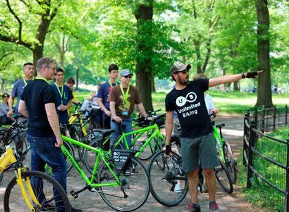 Bike Tour no Central Park